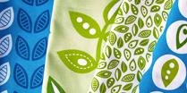 Modern Flora fabric