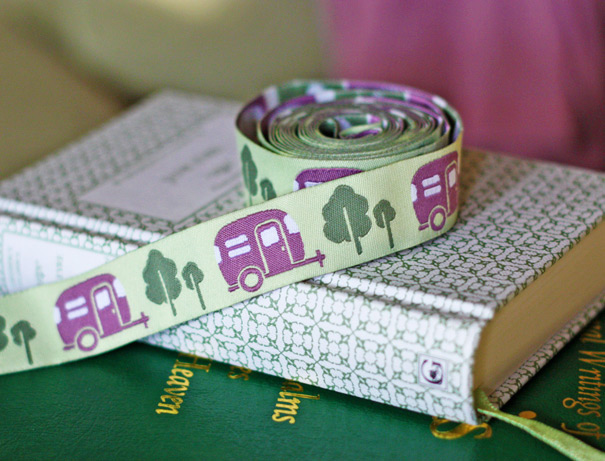 Camper ribbon