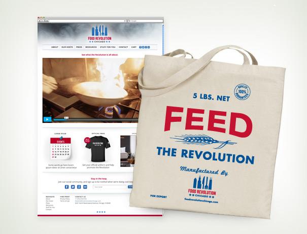 Food Revolution Chicago website