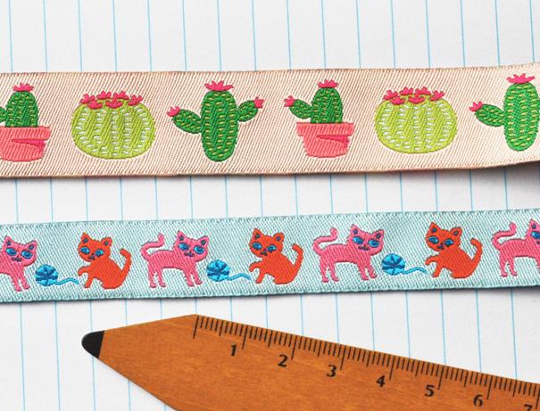 Jessica Jones cat cactus ribbon