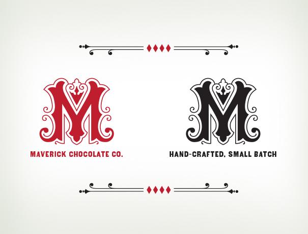 Maverick monogram