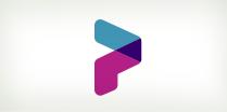 P protein logo