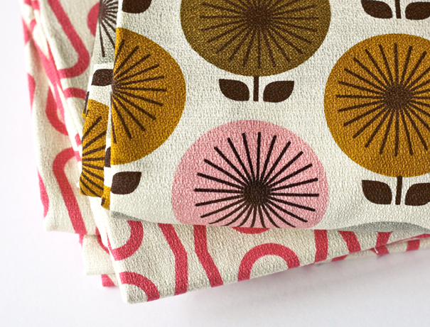 Time Warp fabric collection