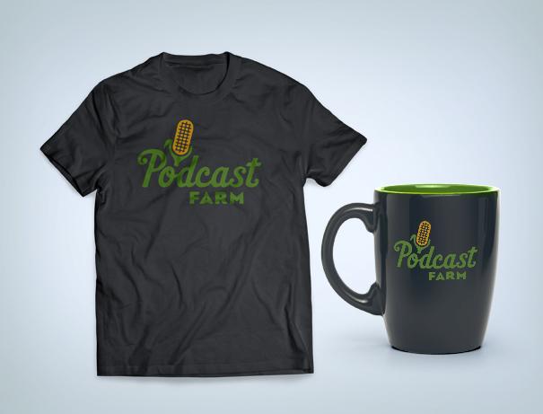Podcast Farm logo