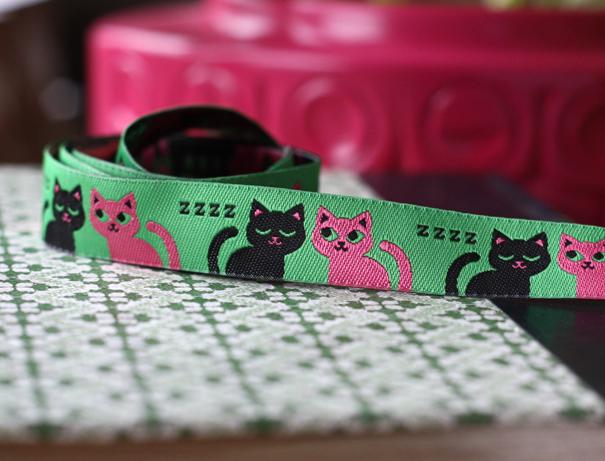 Cat Ribbon Jessica Jones