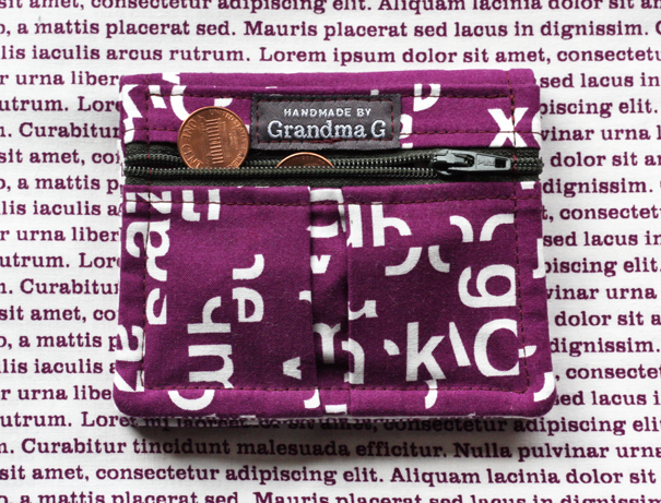 Fabric for graphic designers