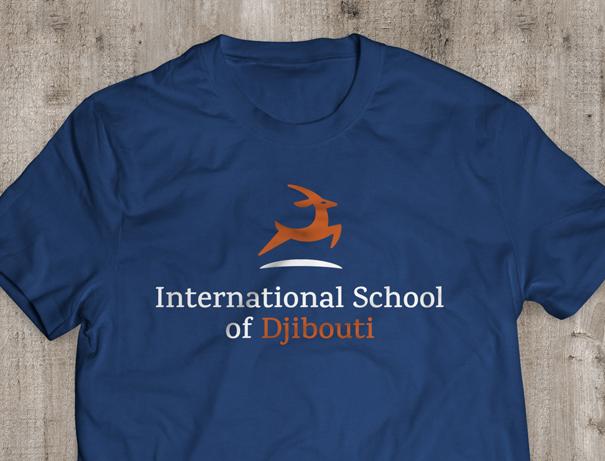 International School of Djibouti logo
