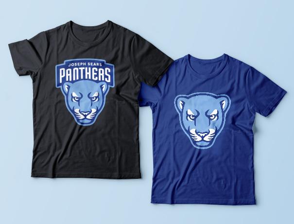 Panther sports mascot