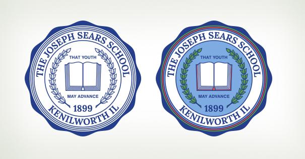 Private school seal