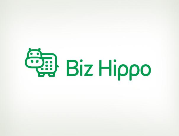 Biz Hippo accounting logo